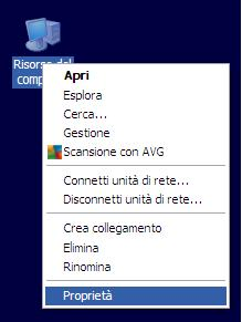 Variabili ambiente mingw windows xp