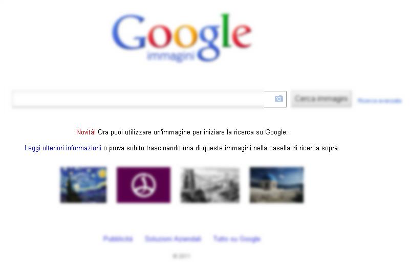 Facebook tag suggestion e google ricerca per immagini for Ricerca per immagini google
